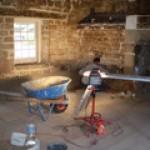 Ravensworth original kitchen