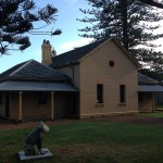 Port Macquarie Historic Court House