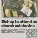 St. Thomas' Church Restoration – Port Macquarie News Article